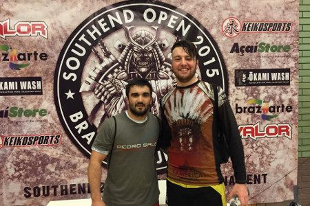 1st Southend Open No Gi | Team Pedro Sauer UK