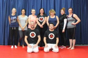 Women's Self Defence Workshop - October 2015 | Team Pedro Sauer UK