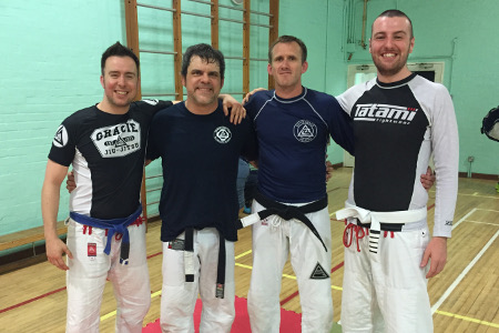 Ronnie Wuest Seminar - May 2016 | Team Pedro Sauer UK