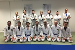 Halldor Sveinsson Seminar - November 2016 | Team Pedro Sauer UK
