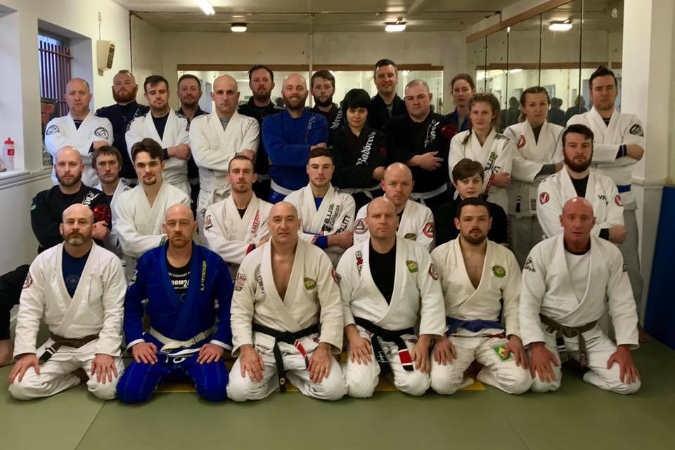 Mike Horihan Seminar - February 2017 | Team Pedro Sauer UK