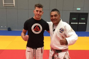 Master Rickson Gracie Seminar - May 2017 | Team Pedro Sauer UK