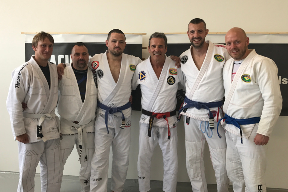 Master Pedro Sauer Seminar - June 2017 | Team Pedro Sauer UK