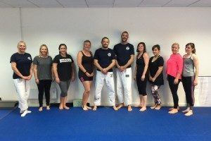 Women's Self Defence - August 2017 | Team Pedro Sauer UK