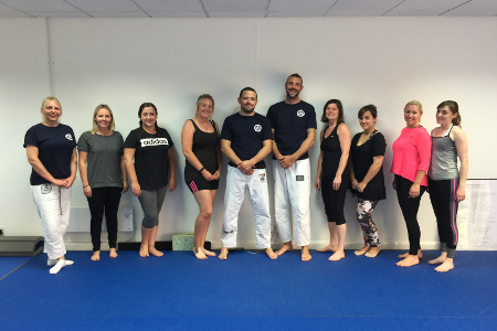 Women's Self Defence Workshop - August 2017