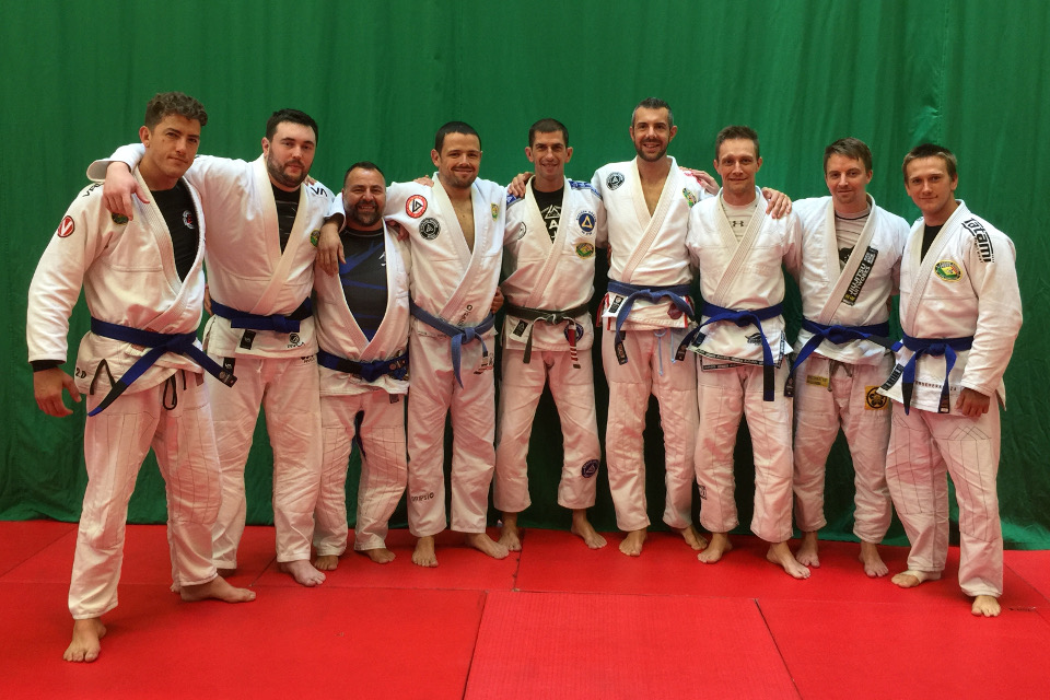 Team Pedro Sauer UK Blue Belts - September 2017 | Team Pedro Sauer UK