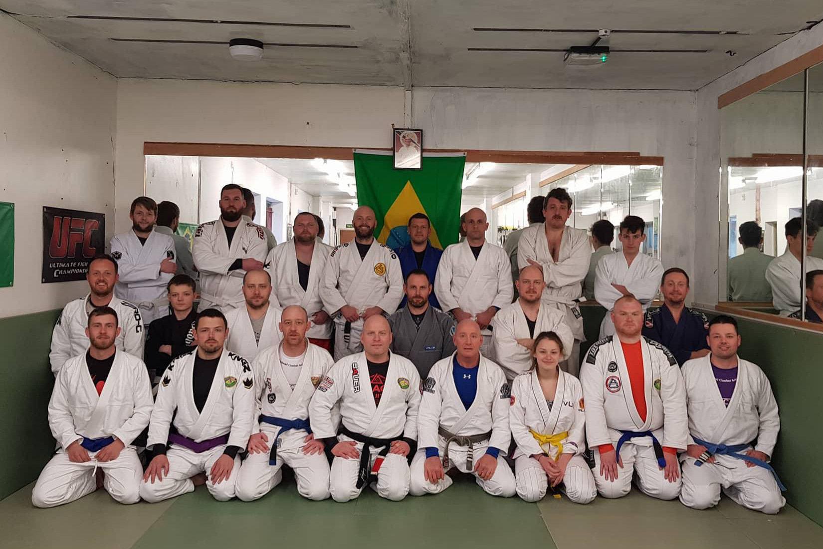 Johann Eyvindsson Seminar - March 2018 | Team Pedro Sauer UK