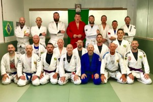 Mike Horihan Seminar - April 2018 | Team Pedro Sauer UK