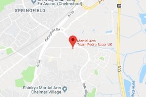 Chelmsford Headquarters | Team Pedro Sauer UK
