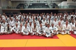 Master Rickson Gracie Seminar - July 2018 | Team Pedro Sauer UK