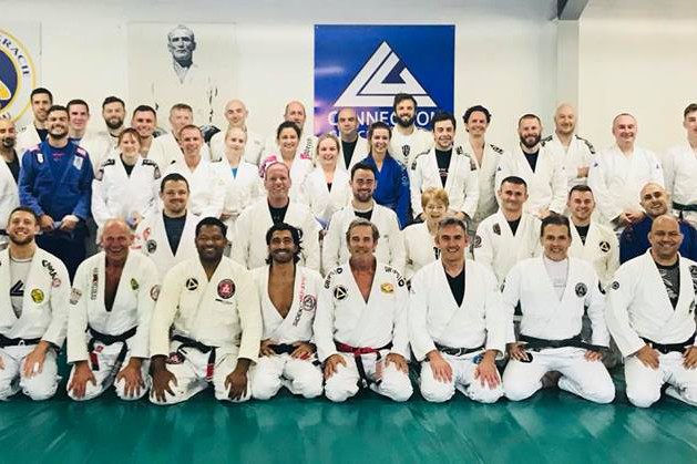 Master Sauer Seminar - July 2018 | Team Pedro Sauer UK