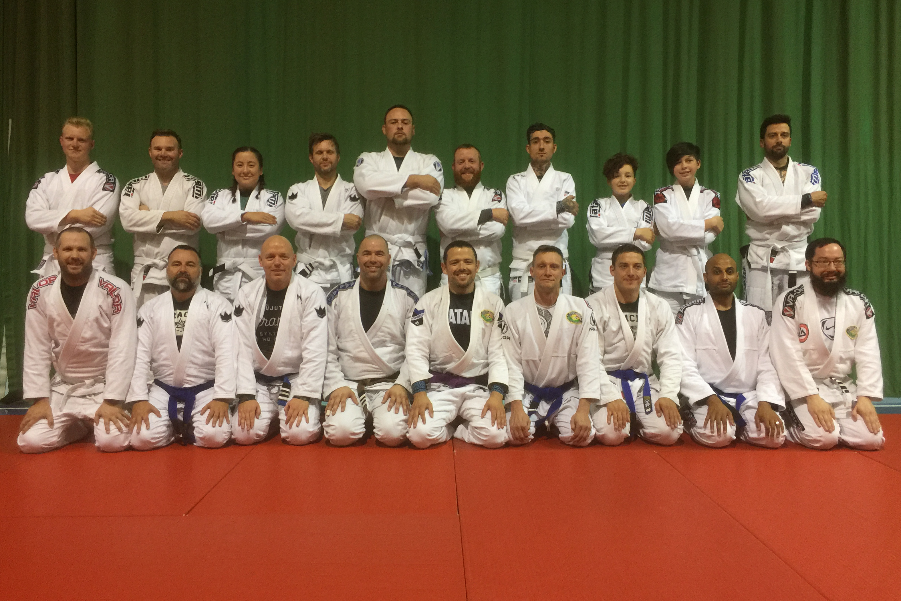 Halldor Sveinsson Visits Team Pedro Sauer UK - September 2018 | Team Pedro Sauer UK